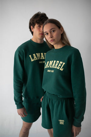 GREEN 1992 SWEATER