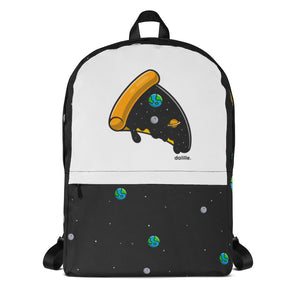 Space Pizza Backpack
