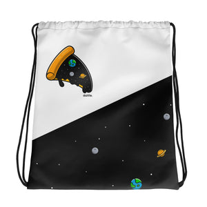Space Pizza Gym bag