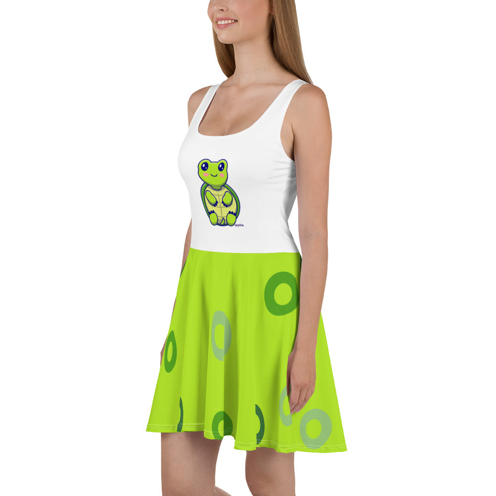 Little Turtle Dress