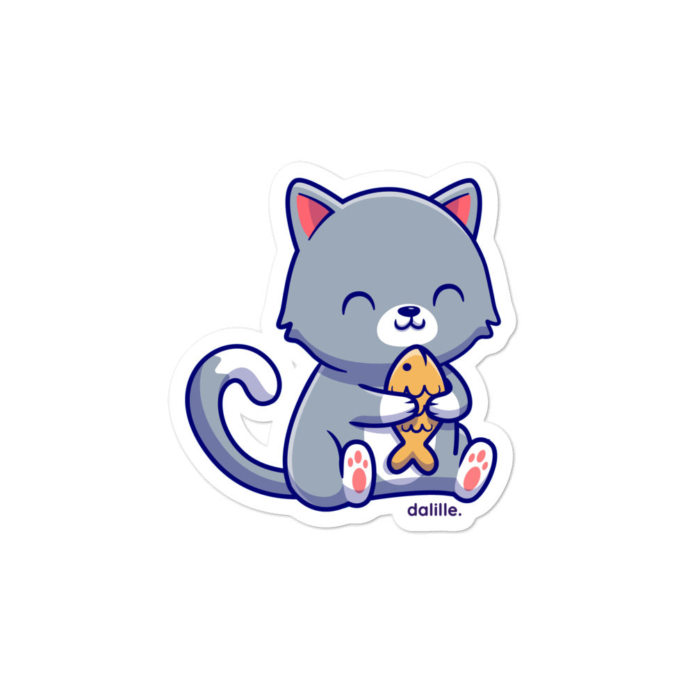 Misser Phishy Sticker