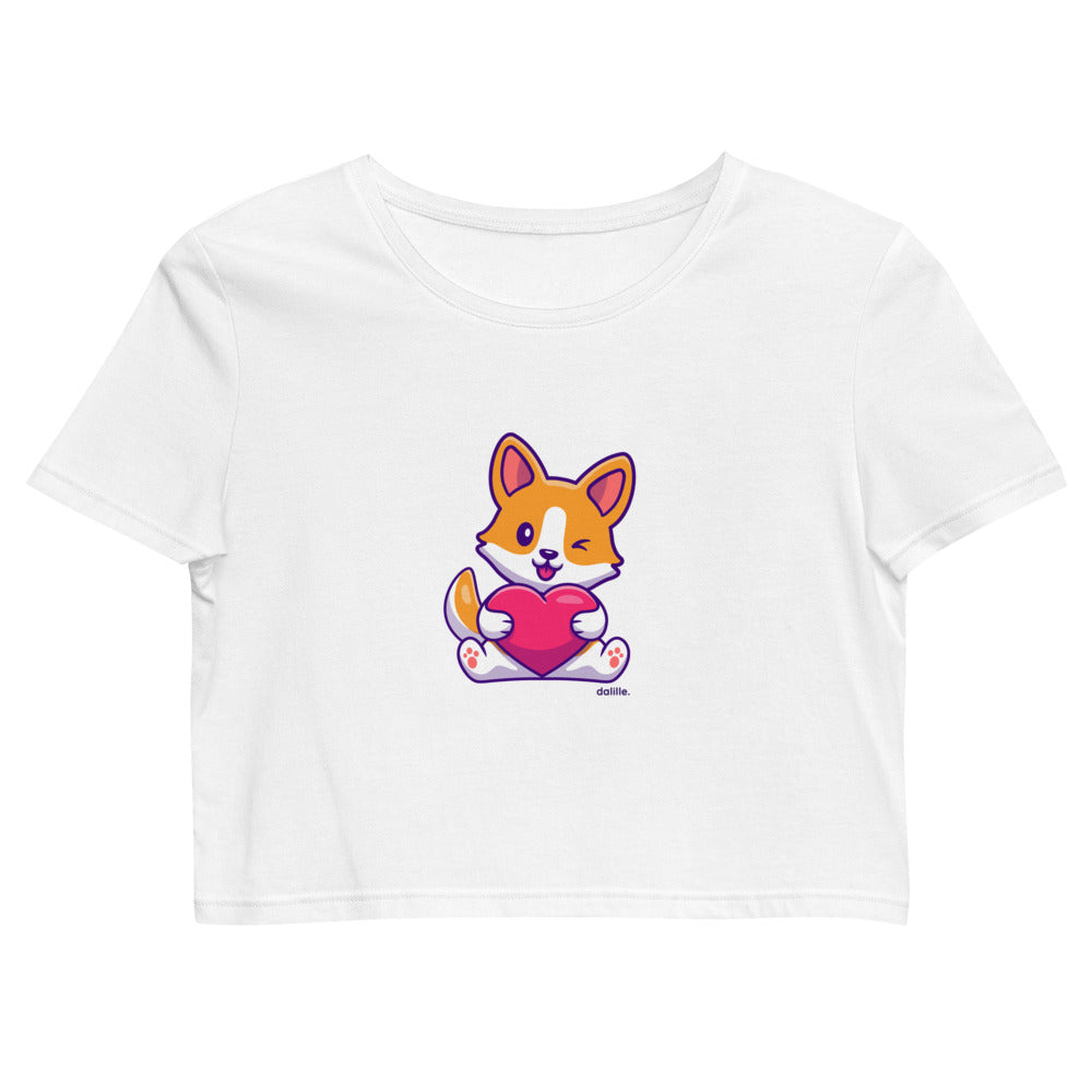 Lovin' Fox Crop Top