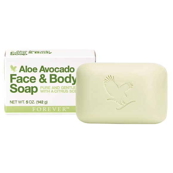 Aloe Avocado Face & Body Soap, Forever Living