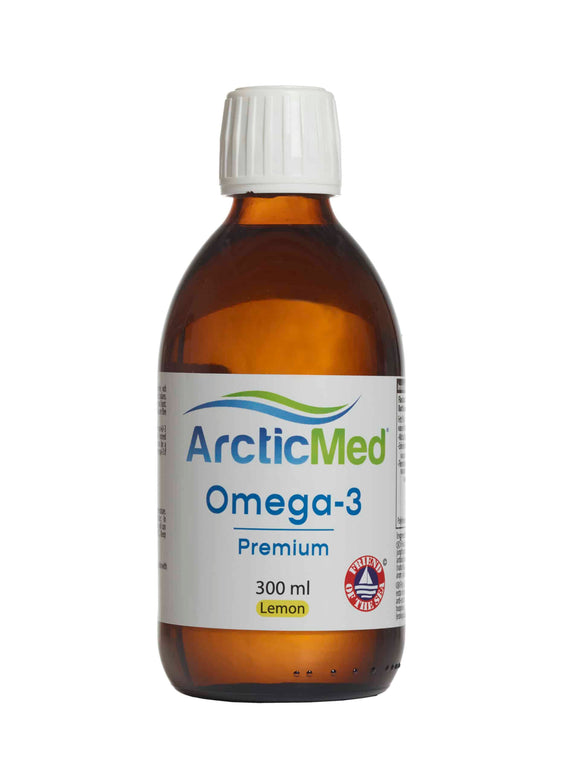 ArcticMed Omega-3 Citron 300 Ml