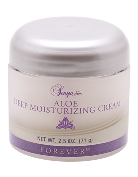 Sonya Aloe Deep Moisturizing Cream, Forever Living