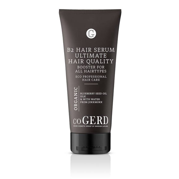 B2 HAIR SERUM 200 ML - EKOLOGISKT - c/o GERD