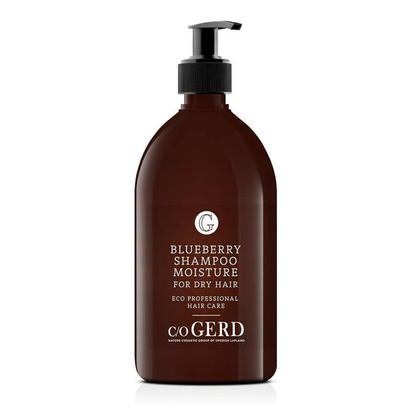 Blueberry Shampoo 500ml - c/o GERD