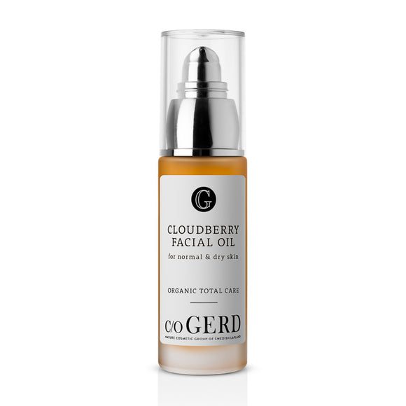 Cloudberry Facial Oil 30ml - c/o GERD