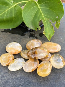 Golden Healer, No Worry Stone
