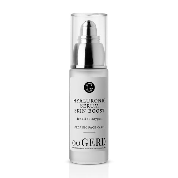 Hyaluronic SERUM Skin Boost 30ml - c/o GERD