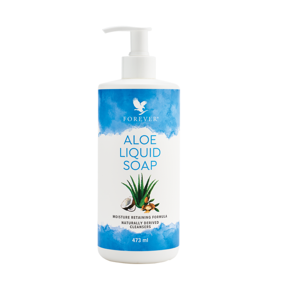 Aloe Liquid Soap, Forever Living
