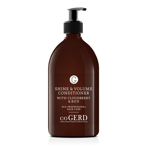 Shine & Volym Conditioner 500ml - c/o GERD