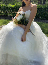 Load and play video in Gallery viewer, Lucia bridal dress