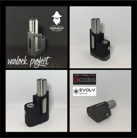 "WARLOCK PROJECT ""FULL COLOR"" EVOLV DNA60 (non contiene nicotina)"