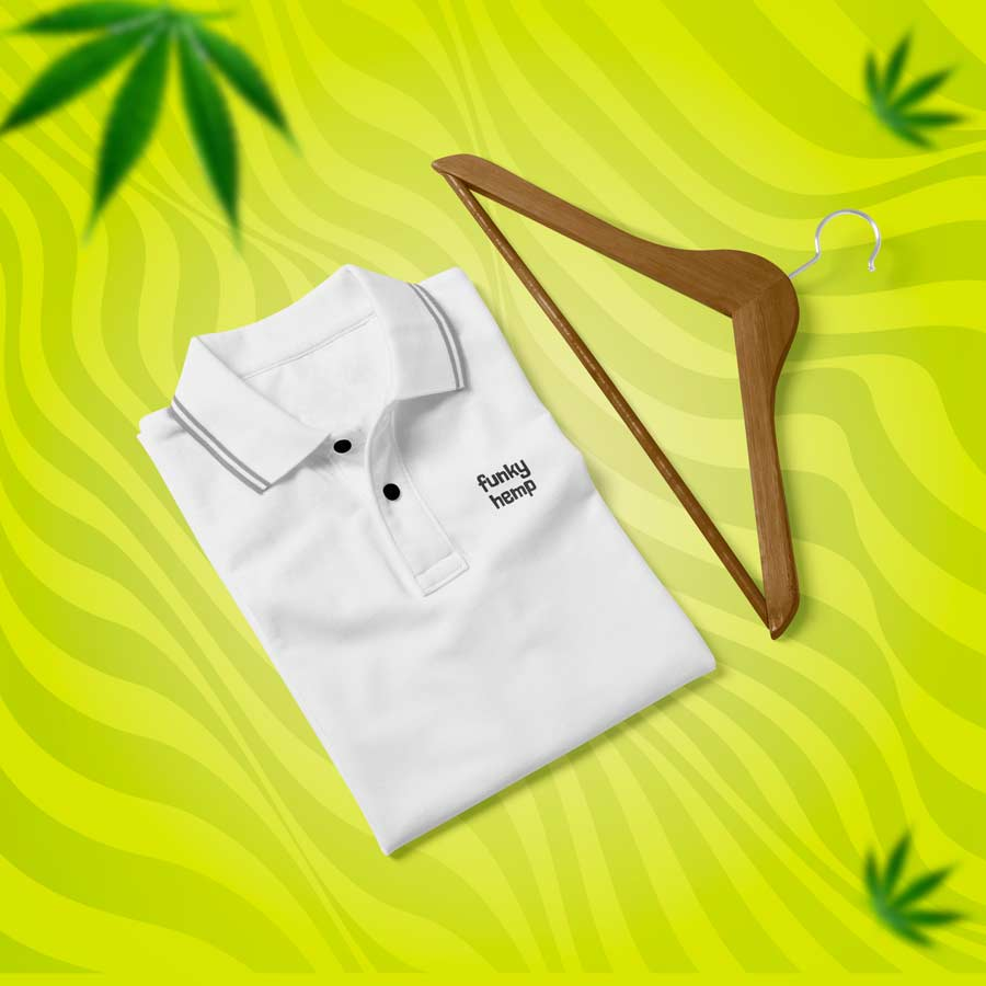 Mens Funky Polo