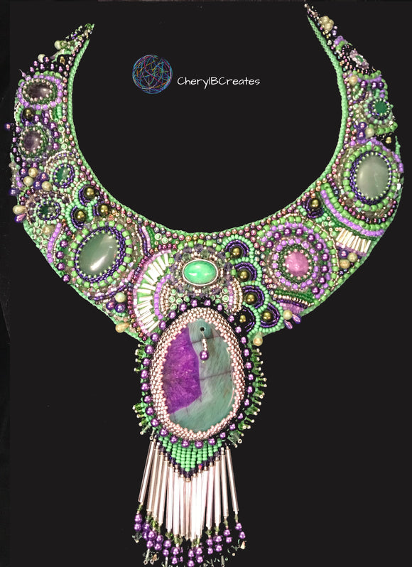 Amazonia Collar Necklace
