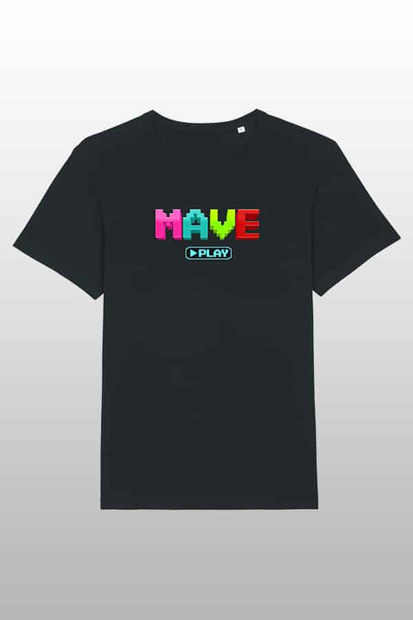 Mave Play T-Shirt black