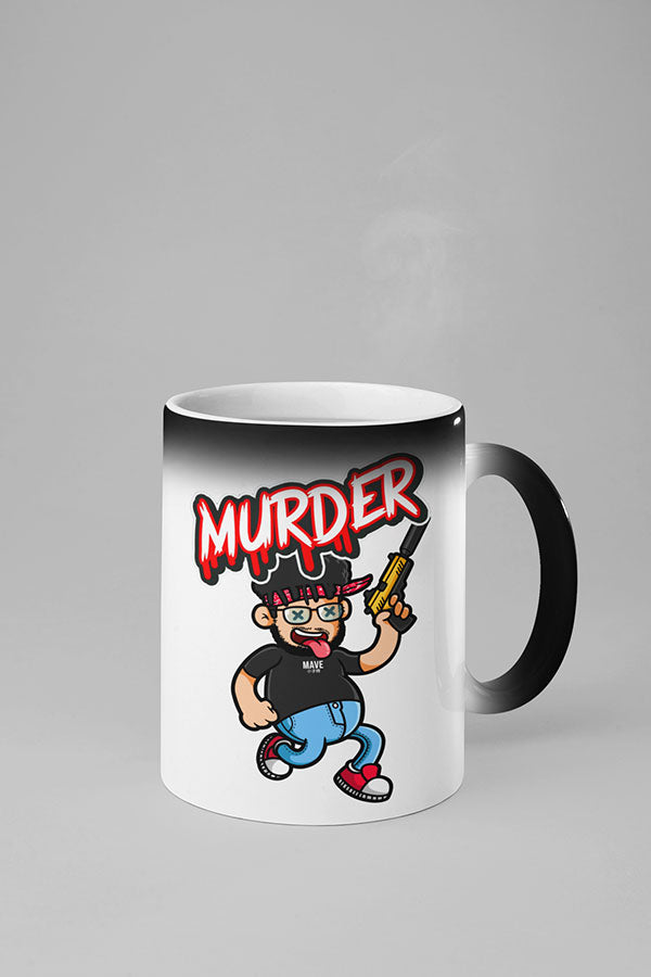 Murder Magic Tasse