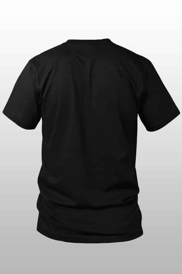 Hologramm T-Shirt Black
