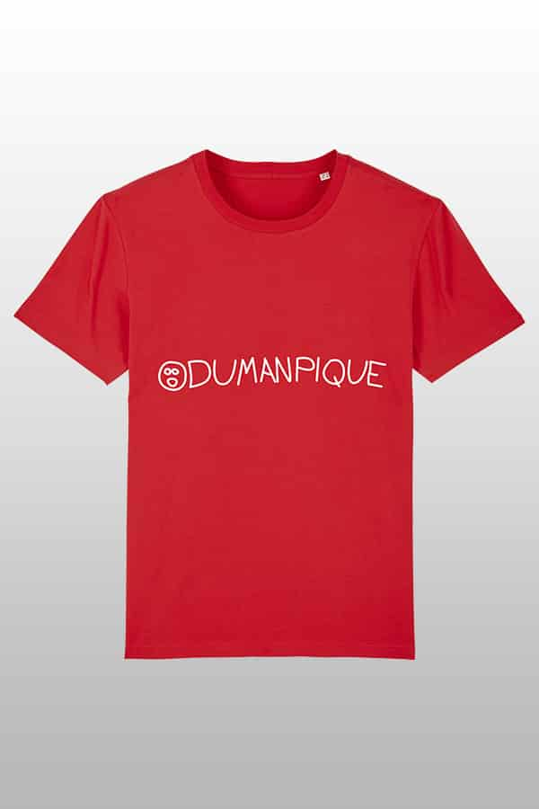 Odumanpique Shirt red