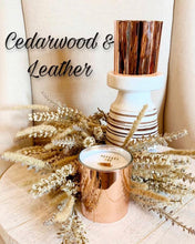 Load image into Gallery viewer, Cedarwood & Leather FREE SHIPPING