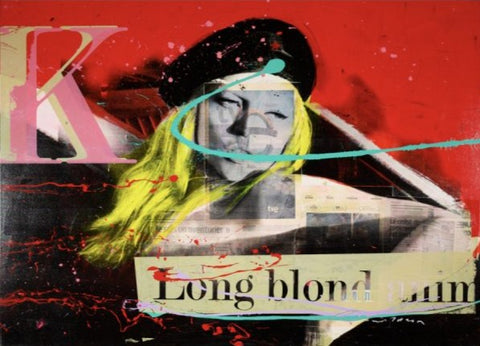 Ronald Chapeau - Long Blonde