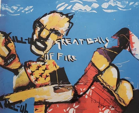 Herman Brood - The Great Balls Of Fire