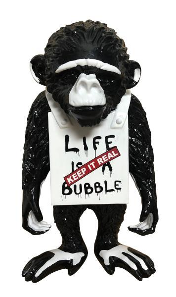 Van Apple - Life is A Bubble - Street Monkey  - van Apple