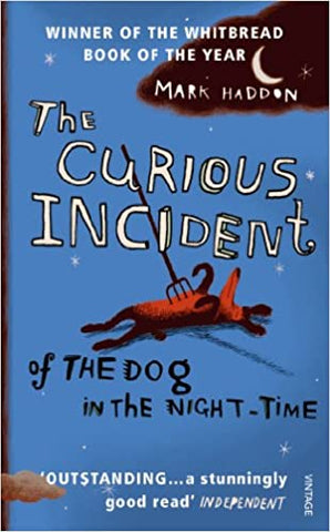 The Curious Incident of the Dog in the Night-time (Anglais) Broché – 1 avril 2004 de MARK HADDON