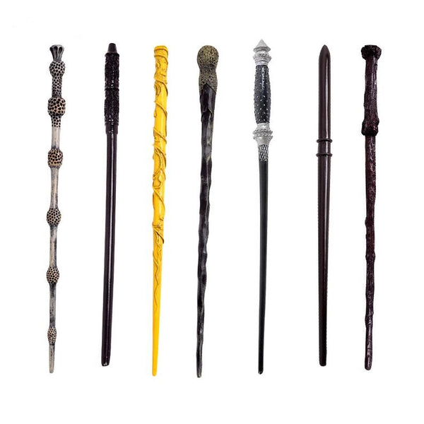 Harry Potter : lot de 7 baguettes magiques