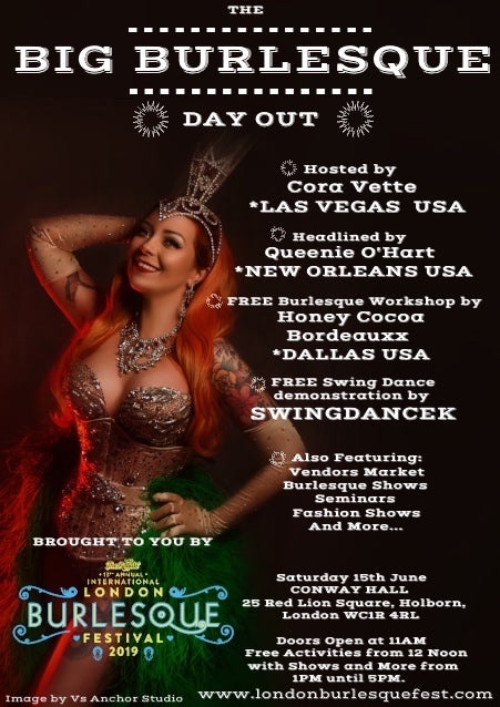 The Big Burlesque Day Out!