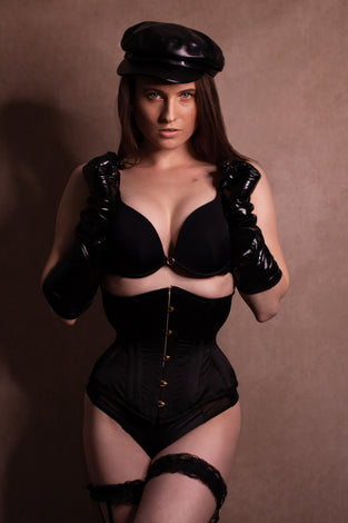 Underbust Corsets and Waspies