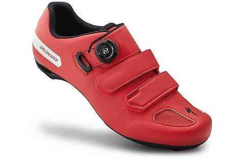 ZAPATILLAS SPECIALIZED COMP ROAD ROJO