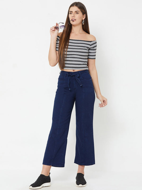 K5031 High Rise Wide Leg Jeans (6289946050735)
