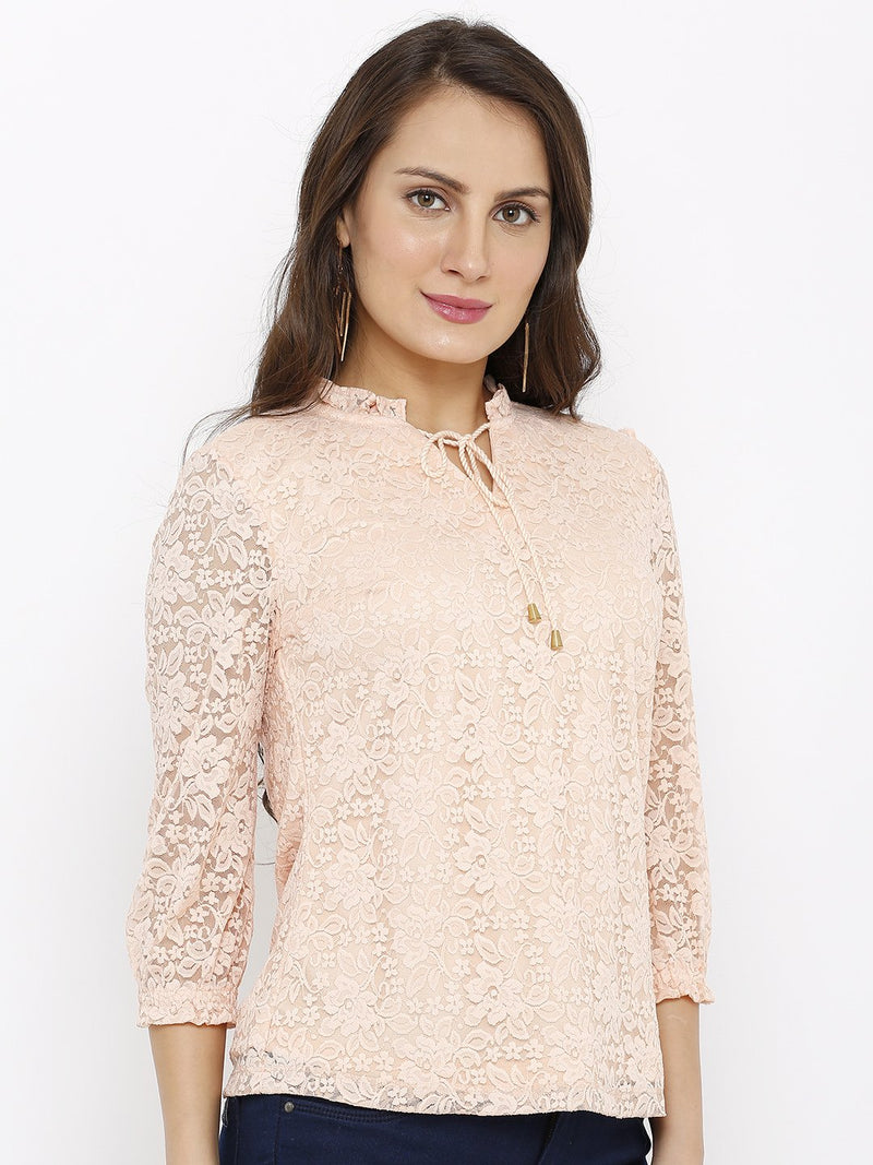 Lace Top (6251630330031)