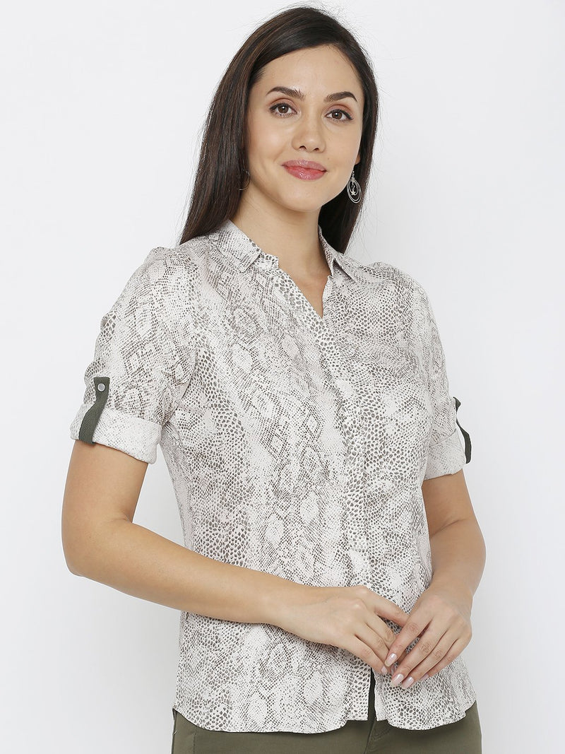 Women Casual Shirt (6251626627247)
