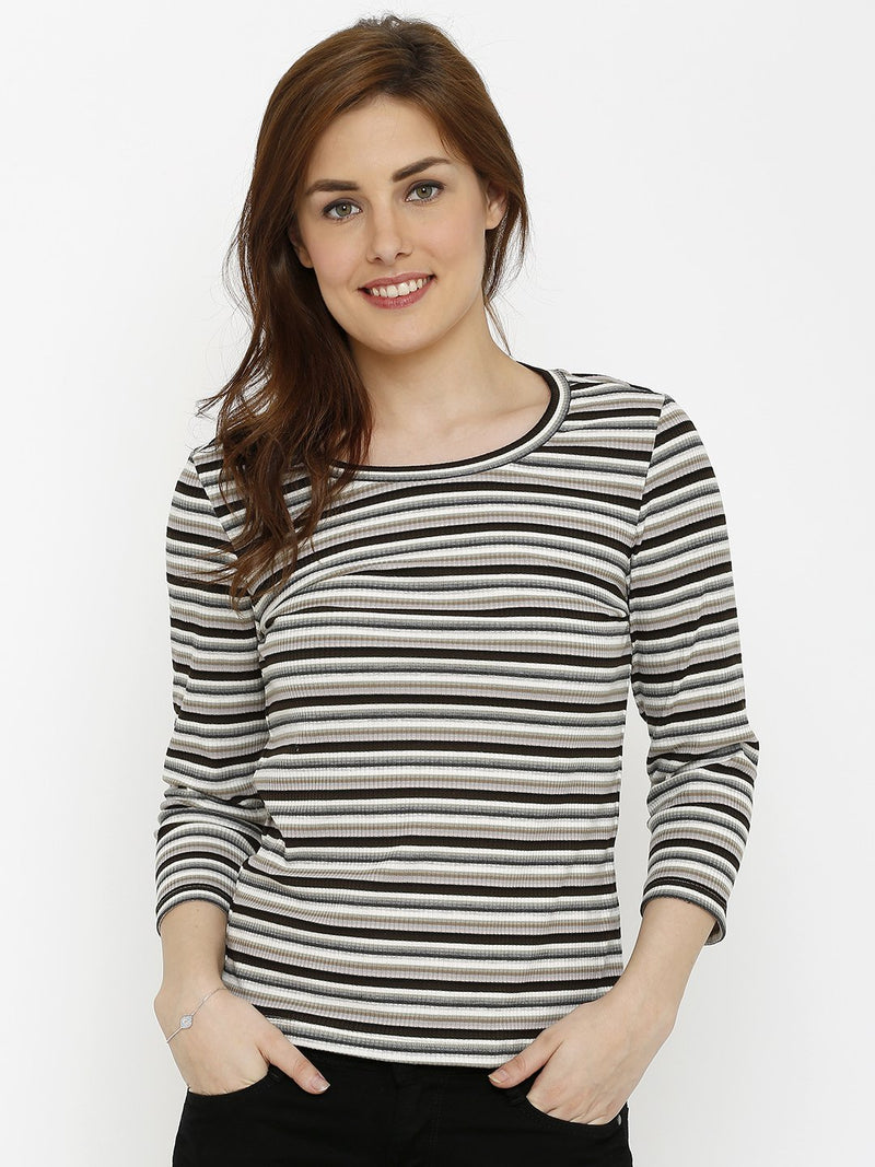 Striped Top (6251624136879)