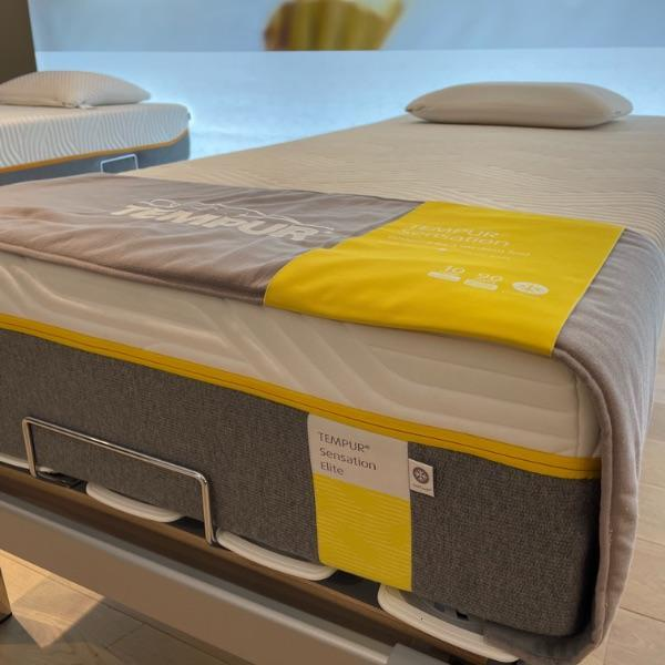 Matras | Tempur | Sensation elite | 90x210-Showroombed.nl