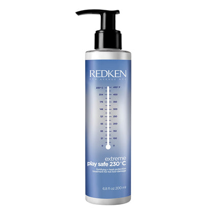 Heat Protector Extreme Play Safe 230º Redken (200 ml)