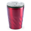 Glass with Lid Stainless steel (350 Ml) 146283