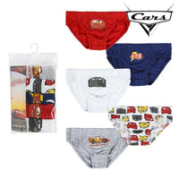 Pack of Underpants Cars (5 uds)
