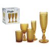 Champagne glass Amber 180 ml (1 pcs)