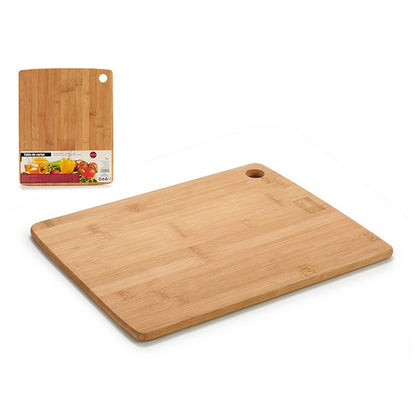 Bamboo Cutting Board (28 x 1 x 35 cm)