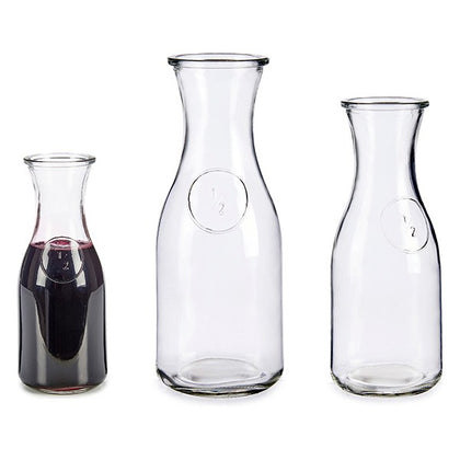 Wine Decanter Transparent Glass (500 ml)