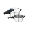 Set of pressure cookers Monix M570005 (2 pcs) Stainless steel
