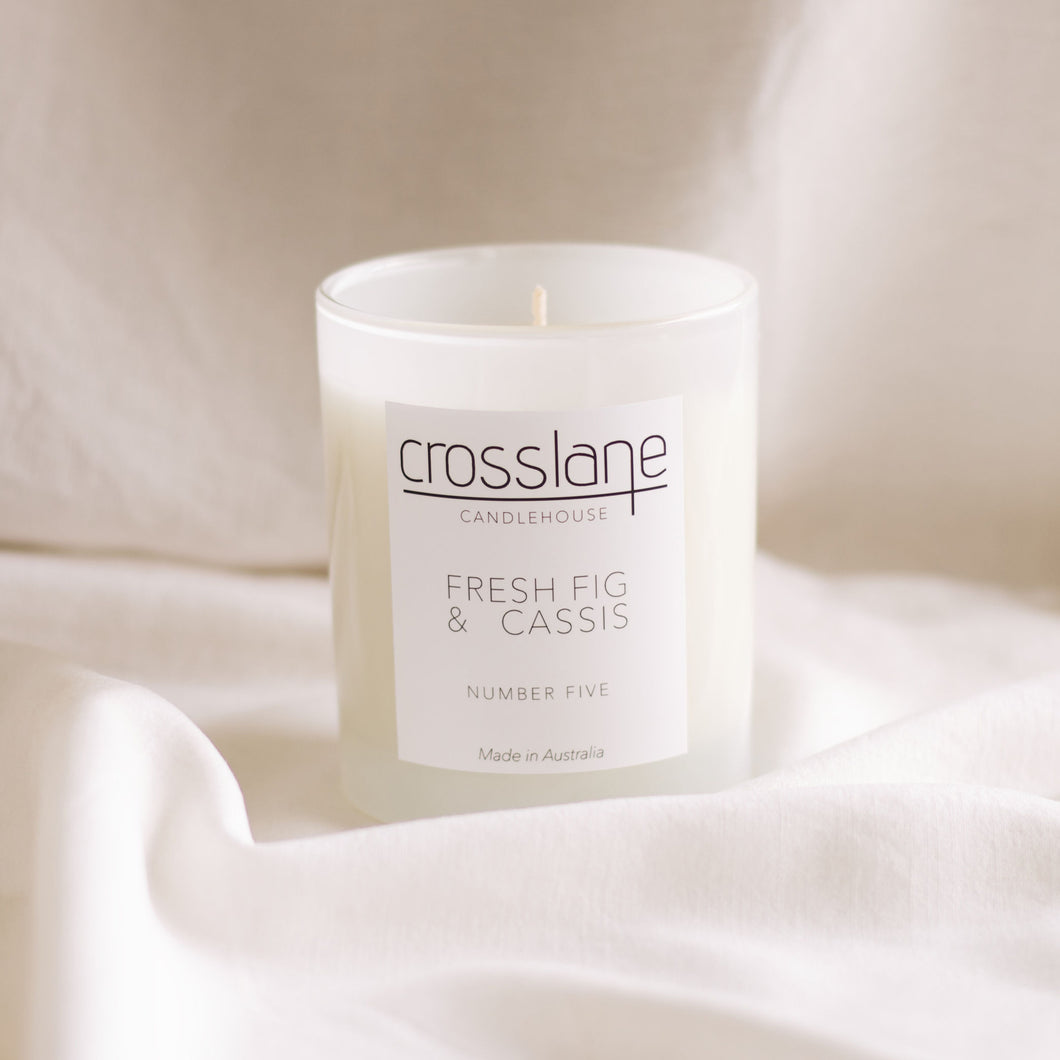FRESH FIG & CASSIS CANDLE