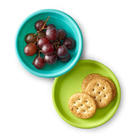 European-grade Silicone Bowl and Plate Set