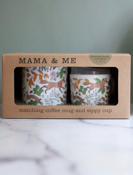 Momma and Me Cup Set ❤️ ☕️