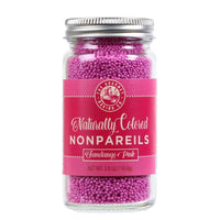 Naturally Colored Sprinkles - 3.1oz