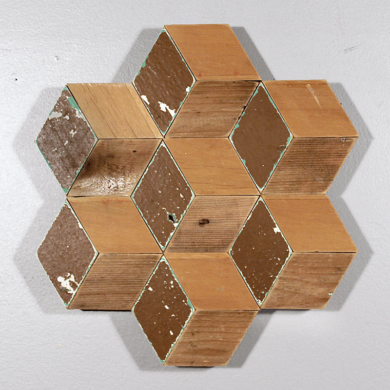 Honeycomb-brown